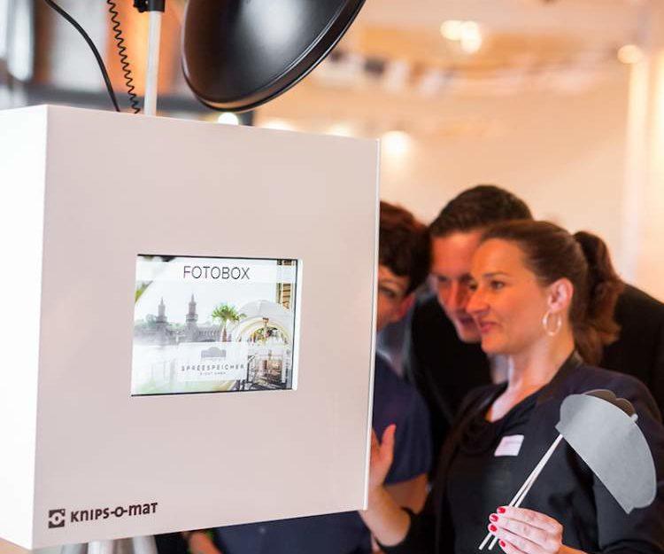 Fotobox-Ausdruck von Knips-O-Mat (Photobooth)
